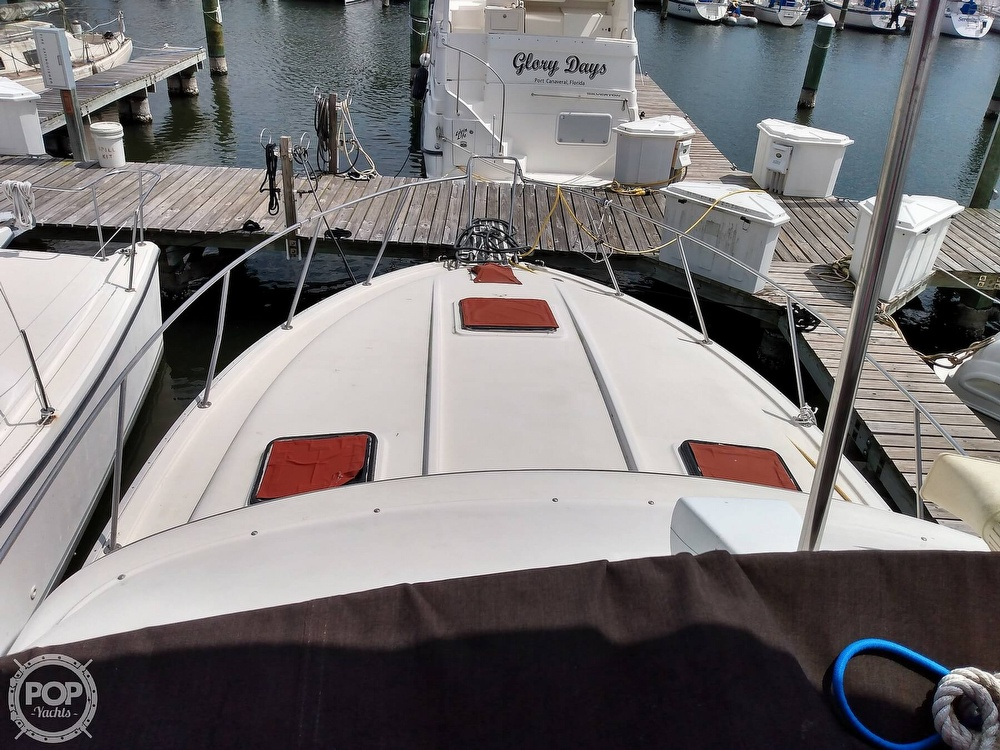 1983 Silverton boat for sale, model of the boat is 34 Convertible & Image # 17 of 40