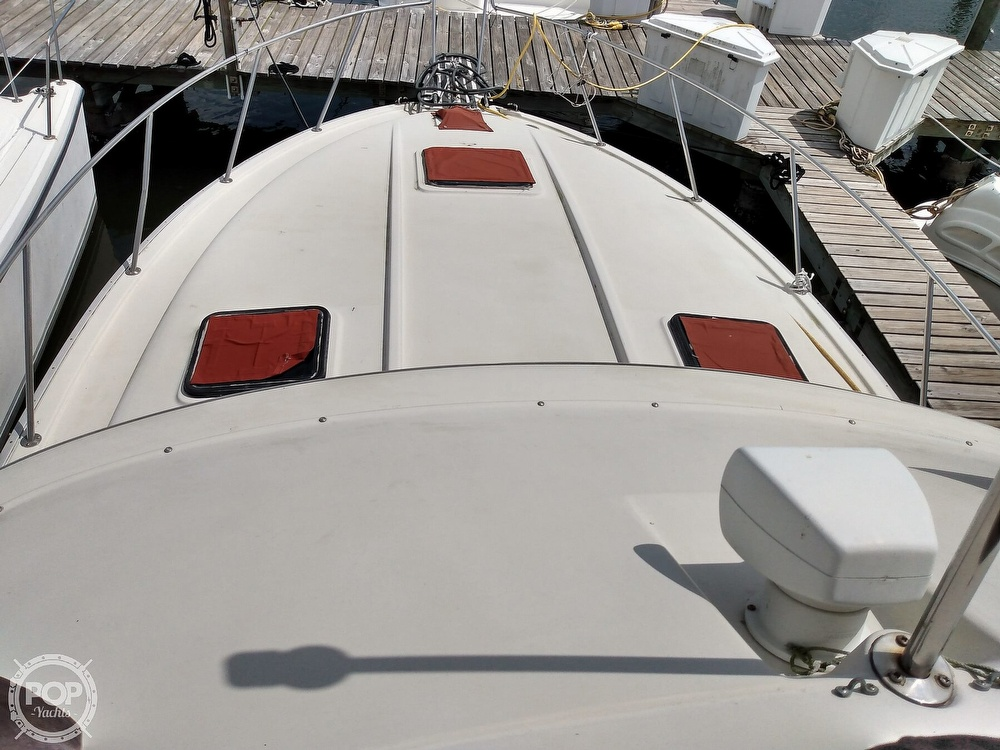 1983 Silverton boat for sale, model of the boat is 34 Convertible & Image # 19 of 40