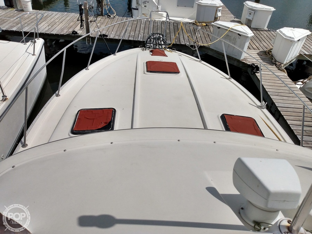 1983 Silverton boat for sale, model of the boat is 34 Convertible & Image # 20 of 40