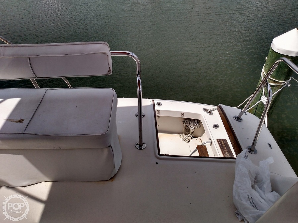 1983 Silverton boat for sale, model of the boat is 34 Convertible & Image # 40 of 40
