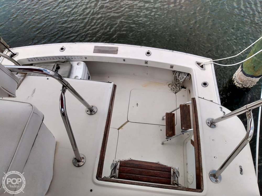 1983 Silverton boat for sale, model of the boat is 34 Convertible & Image # 28 of 40