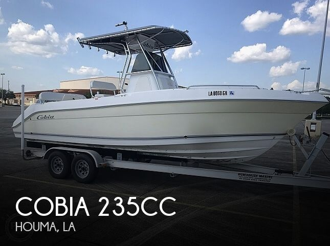 Used Cobia Boats For Sale in Louisiana by owner | 2005 Cobia 235CC