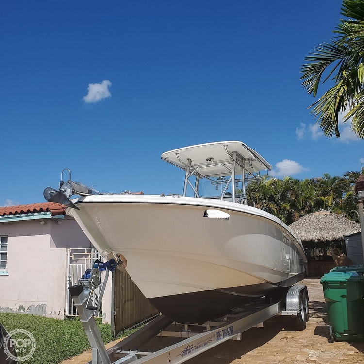 2007 Boston Whaler boat for sale, model of the boat is 270 Outrage & Image # 2 of 40