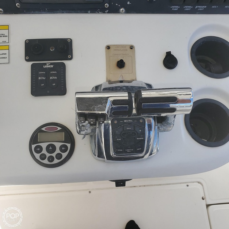 2007 Boston Whaler boat for sale, model of the boat is 270 Outrage & Image # 27 of 40