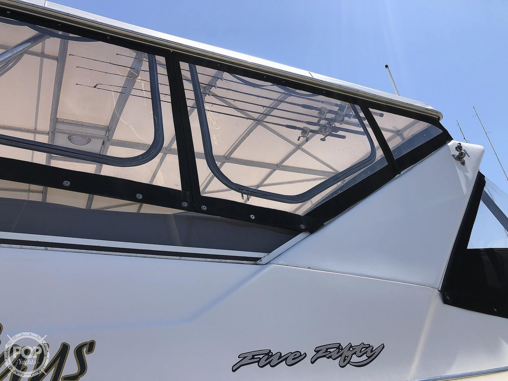 1996 Sea Ray boat for sale, model of the boat is 550 Sedan Bridge & Image # 37 of 40