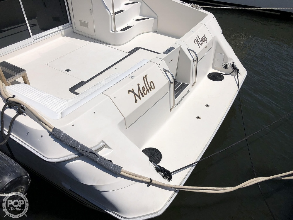 1996 Sea Ray boat for sale, model of the boat is 550 Sedan Bridge & Image # 40 of 40