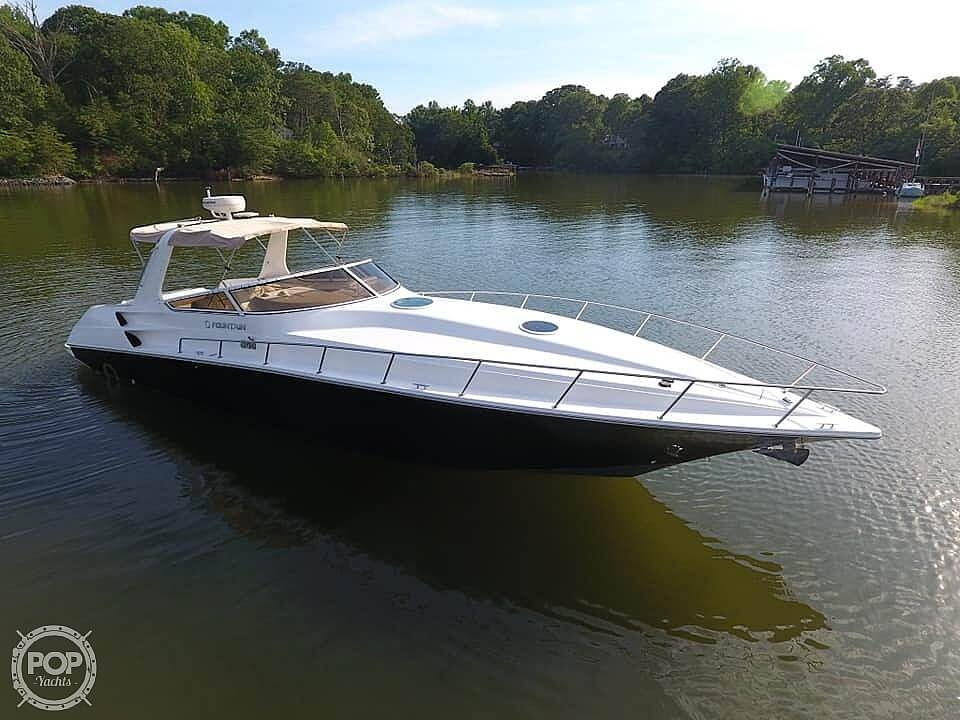 2005 Fountain boat for sale, model of the boat is 38 EC & Image # 2 of 40