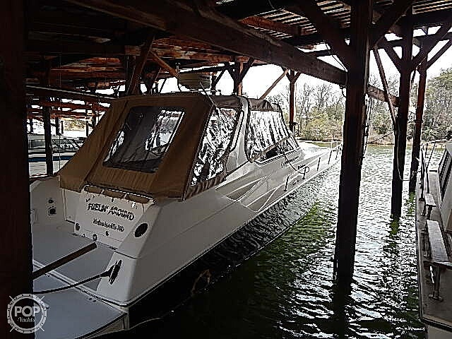 2005 Fountain boat for sale, model of the boat is 38 EC & Image # 20 of 40