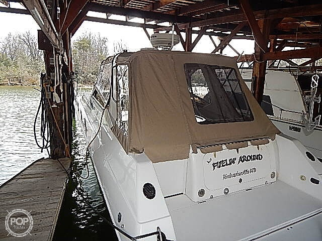 2005 Fountain boat for sale, model of the boat is 38 EC & Image # 22 of 40