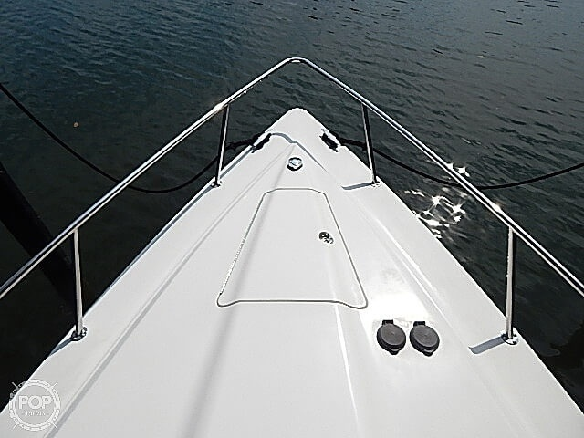 2005 Fountain boat for sale, model of the boat is 38 EC & Image # 24 of 40