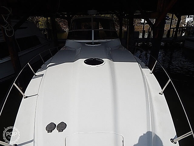 2005 Fountain boat for sale, model of the boat is 38 EC & Image # 27 of 40