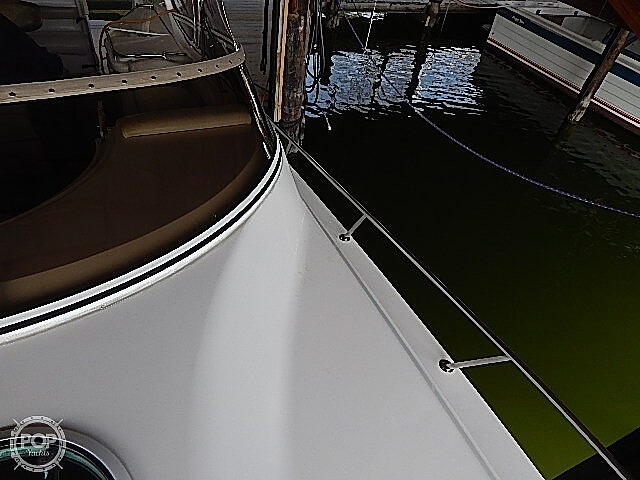2005 Fountain boat for sale, model of the boat is 38 EC & Image # 38 of 40