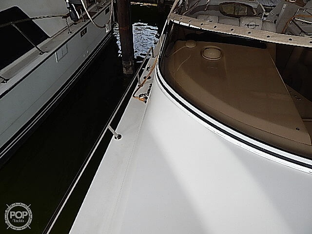2005 Fountain boat for sale, model of the boat is 38 EC & Image # 40 of 40
