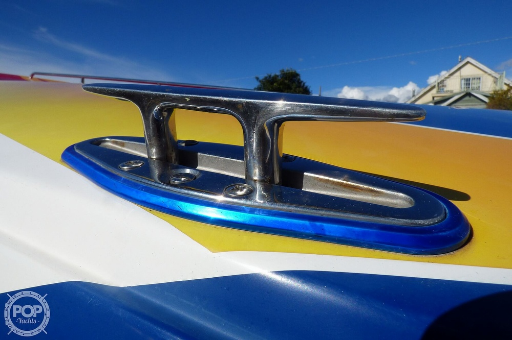 2004 Warlock boat for sale, model of the boat is 36 SXT & Image # 22 of 40