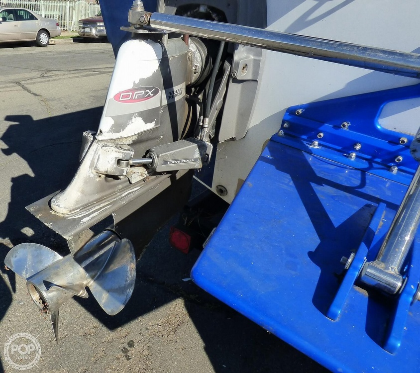 2004 Warlock boat for sale, model of the boat is 36 SXT & Image # 28 of 40