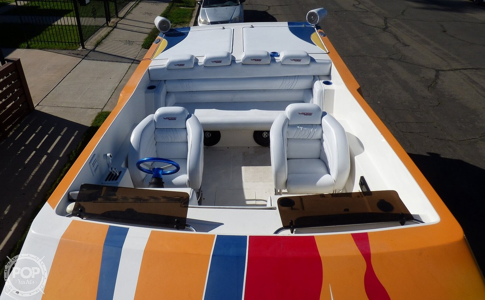 2004 Warlock boat for sale, model of the boat is 36 SXT & Image # 35 of 40