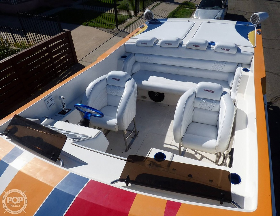 2004 Warlock boat for sale, model of the boat is 36 SXT & Image # 7 of 40