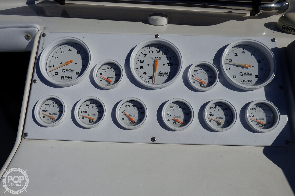 2004 Warlock boat for sale, model of the boat is 36 SXT & Image # 40 of 40