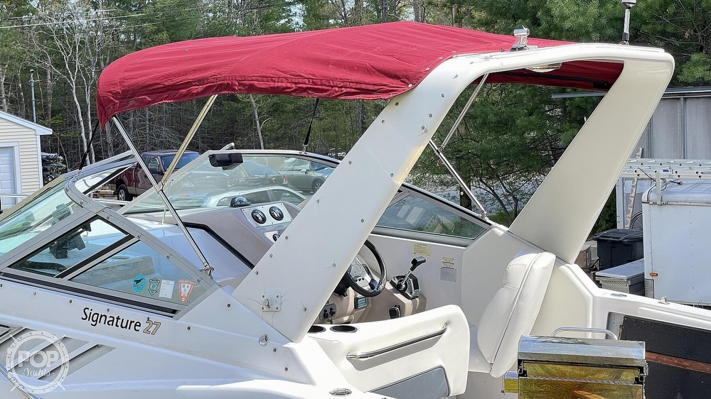 1997 Chaparral boat for sale, model of the boat is 27 signature & Image # 2 of 40