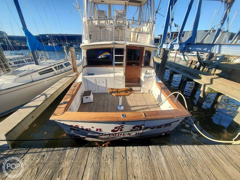 1989 Ocean Yachts 44 Super Sport - image 22