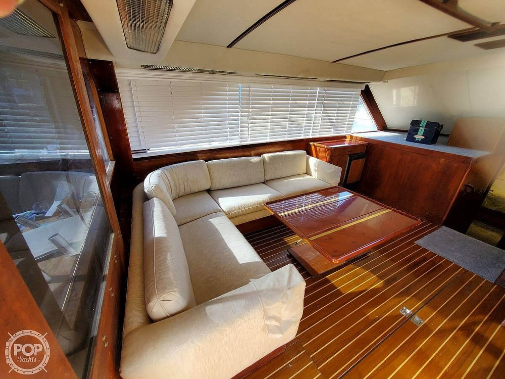 1989 Ocean Yachts 44 Super Sport - image 4