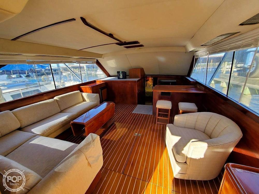 1989 Ocean Yachts 44 Super Sport - image 5