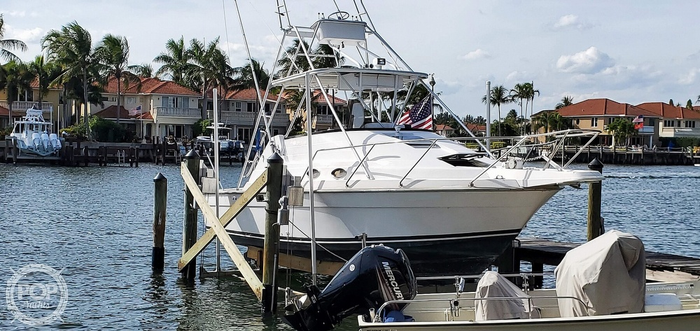 1988 Luhrs boat for sale, model of the boat is Tournament 290 Open & Image # 2 of 40