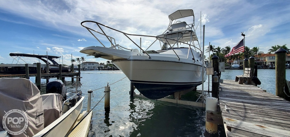 1988 Luhrs boat for sale, model of the boat is Tournament 290 Open & Image # 13 of 40