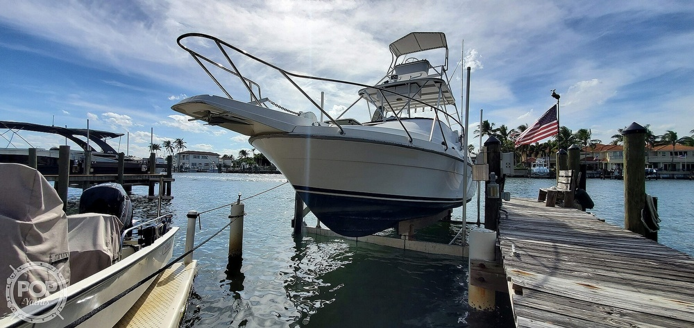 1988 Luhrs boat for sale, model of the boat is Tournament 290 Open & Image # 14 of 40