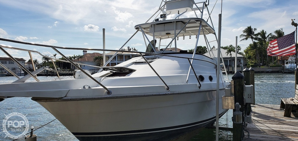 1988 Luhrs boat for sale, model of the boat is Tournament 290 Open & Image # 25 of 40