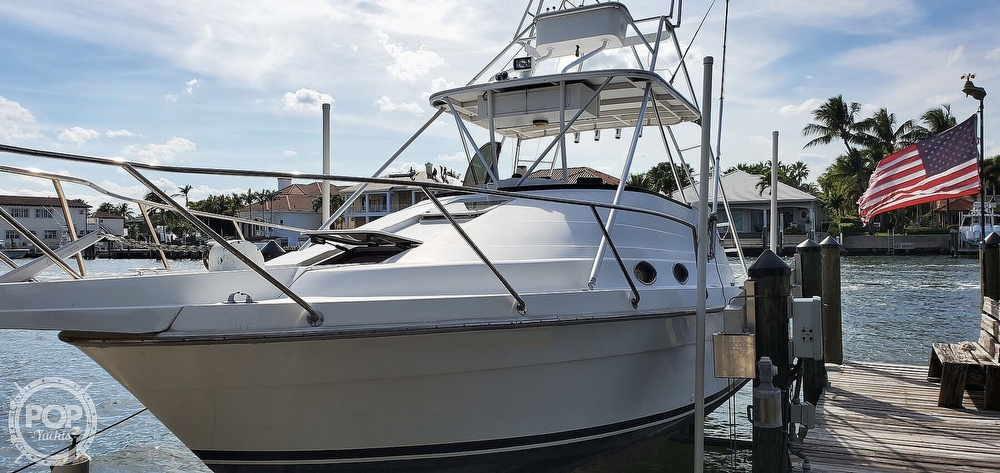 1988 Luhrs boat for sale, model of the boat is Tournament 290 Open & Image # 26 of 40