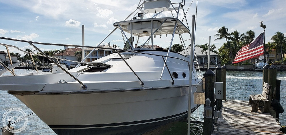 1988 Luhrs boat for sale, model of the boat is Tournament 290 Open & Image # 27 of 40