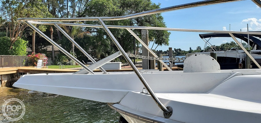 1988 Luhrs boat for sale, model of the boat is Tournament 290 Open & Image # 28 of 40