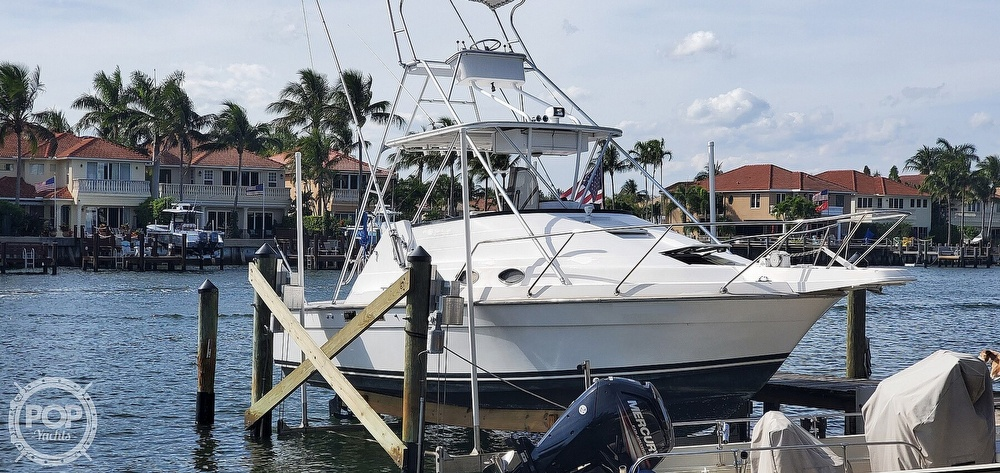 1988 Luhrs boat for sale, model of the boat is Tournament 290 Open & Image # 36 of 40