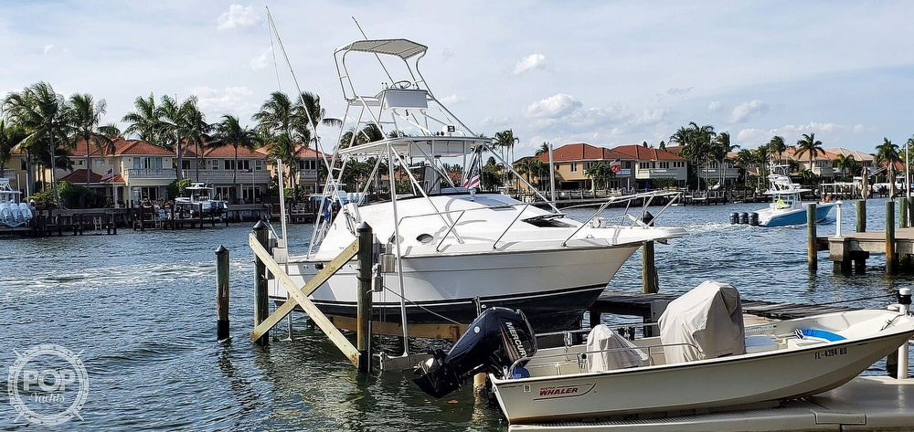 1988 Luhrs boat for sale, model of the boat is Tournament 290 Open & Image # 37 of 40