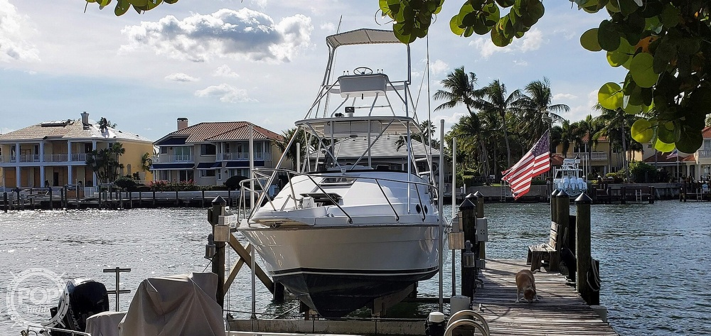 1988 Luhrs boat for sale, model of the boat is Tournament 290 Open & Image # 38 of 40