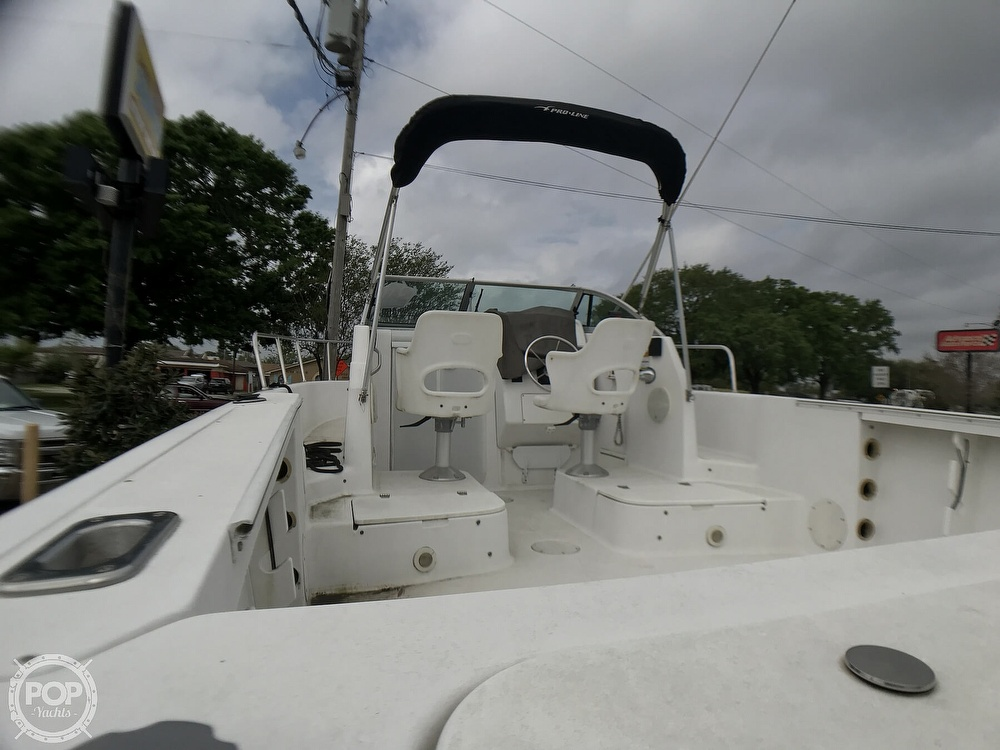 1999 Pro-Line boat for sale, model of the boat is 241OB & Image # 6 of 40