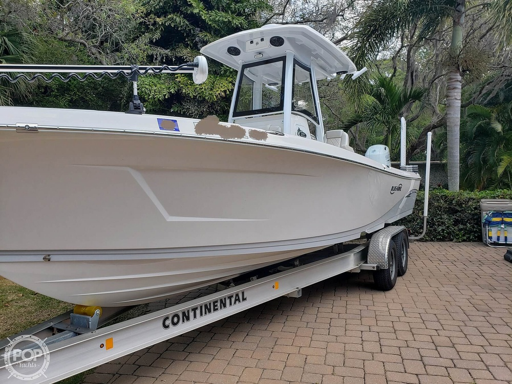 2021 Blue Wave boat for sale, model of the boat is 2800 Makaira & Image # 4 of 40