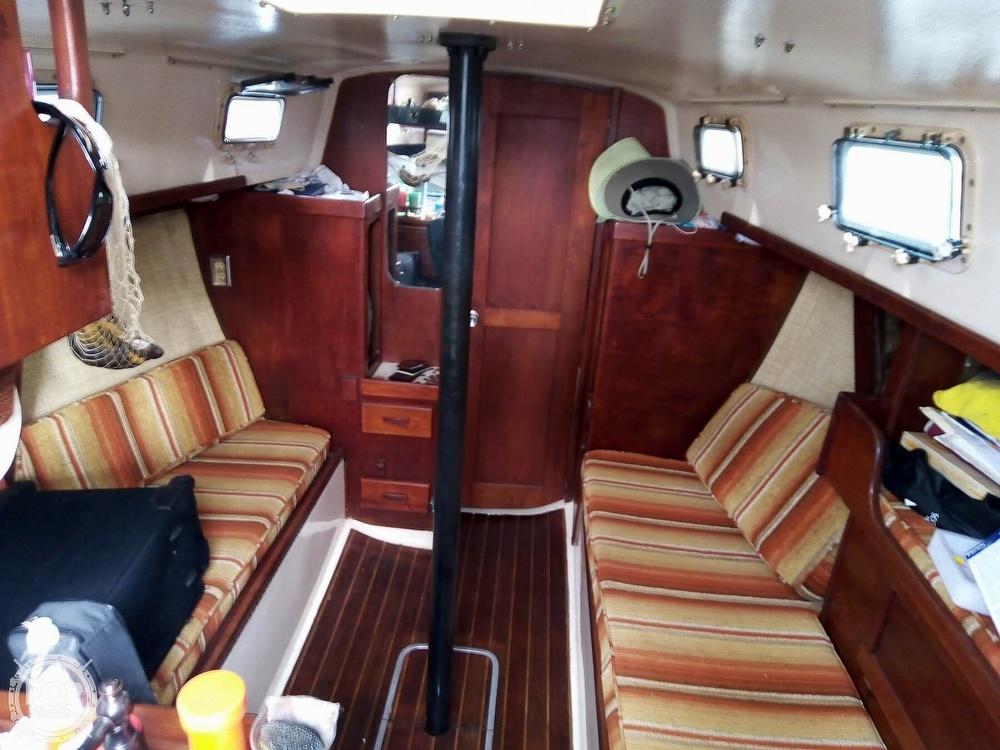 1979 Hunter boat for sale, model of the boat is Cherubini & Image # 3 of 3