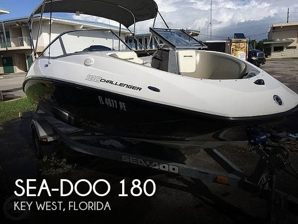 Used Sea-Doo Boats For Sale by owner | 2011 Sea-Doo 180 Challenger S