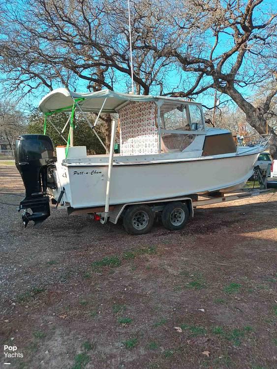 1960 Van Wagoner boat for sale, model of the boat is 19 & Image # 18 of 30