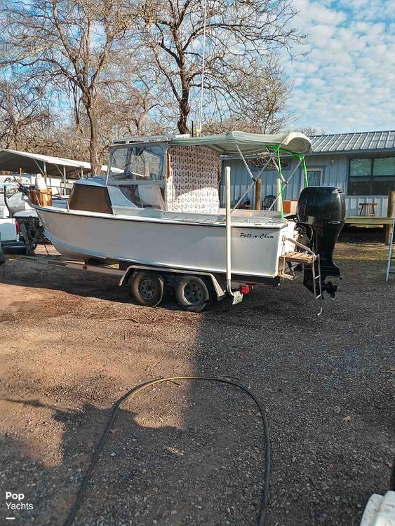 1960 Van Wagoner boat for sale, model of the boat is 19 & Image # 19 of 30
