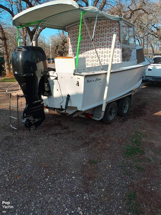 1960 Van Wagoner boat for sale, model of the boat is 19 & Image # 4 of 30