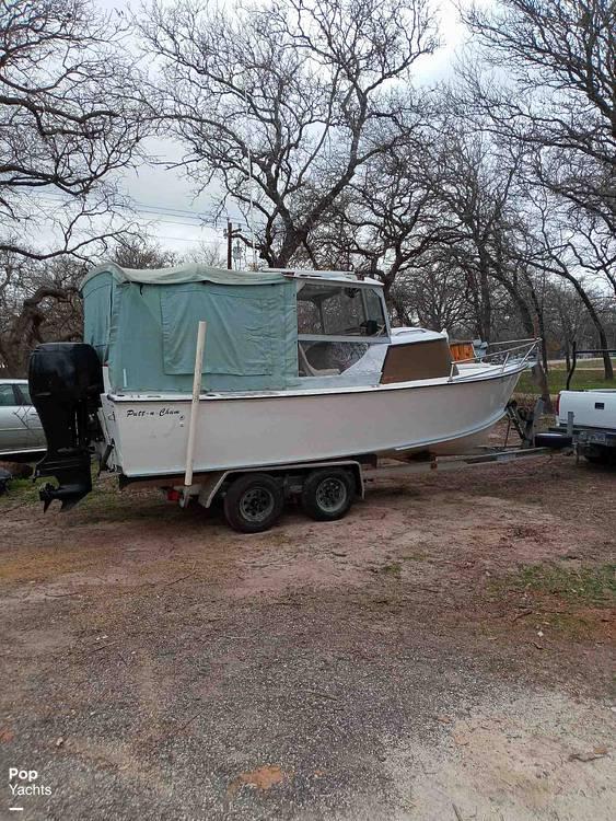 1960 Van Wagoner boat for sale, model of the boat is 19 & Image # 15 of 30