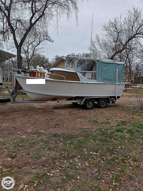1960 Van Wagoner boat for sale, model of the boat is 19 & Image # 5 of 30