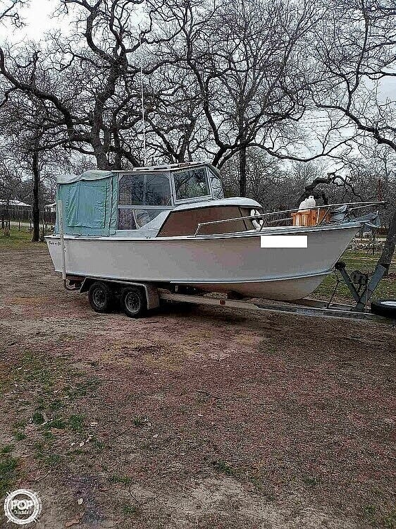 1960 Van Wagoner boat for sale, model of the boat is 19 & Image # 7 of 30