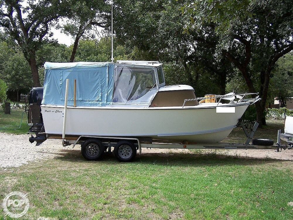 1960 Van Wagoner boat for sale, model of the boat is 19 & Image # 8 of 30