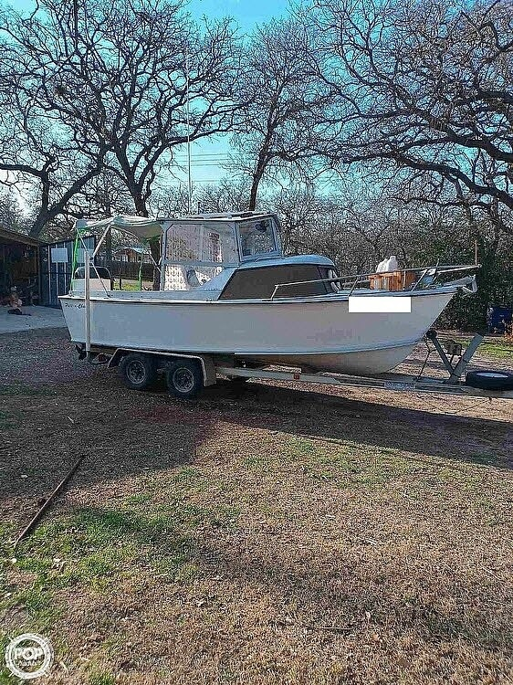 1960 Van Wagoner boat for sale, model of the boat is 19 & Image # 9 of 30