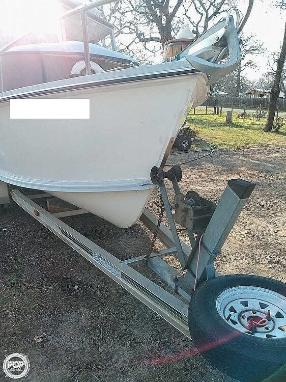 1960 Van Wagoner boat for sale, model of the boat is 19 & Image # 14 of 30