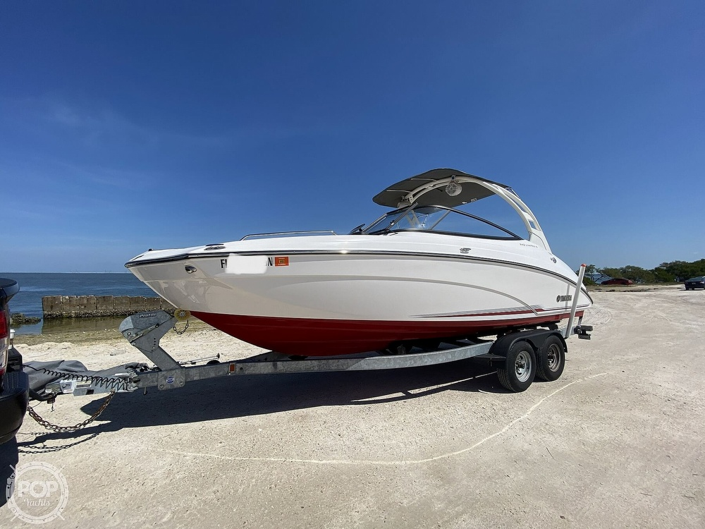 2019 Yamaha boat for sale, model of the boat is 242 Limited S & Image # 9 of 40